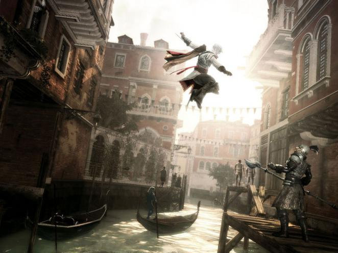 Screenshots aus Assassin's Creed 2 (2)