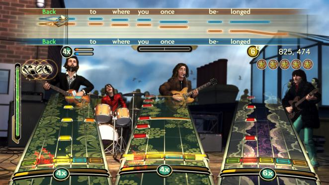 Screenshots aus The Beatles: Rock Band (2)