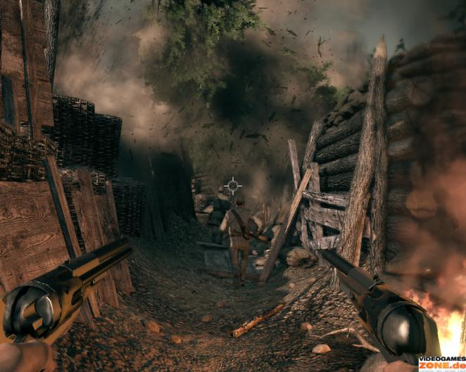 Call of Juarez: Bound in Blood (2)
