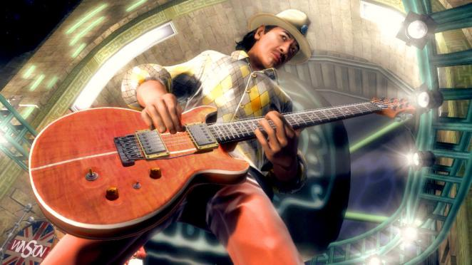 Screenshots aus Guitar Hero 5 (1)