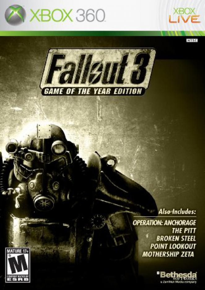 Fallout 3 Game of the Year Edition (GotY)