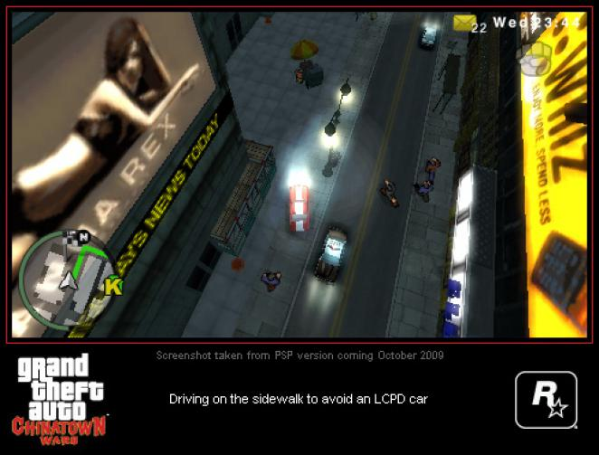GTA Chinatown Wars - PSP (4)