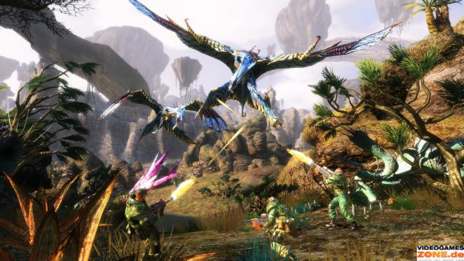 Neue Screenshots zu James Cameron's Avatar (2)