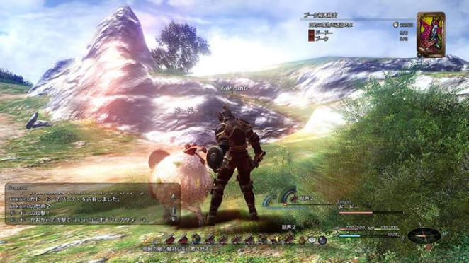 Screenshots aus Final Fantasy XIV Online für PS3 (7)
