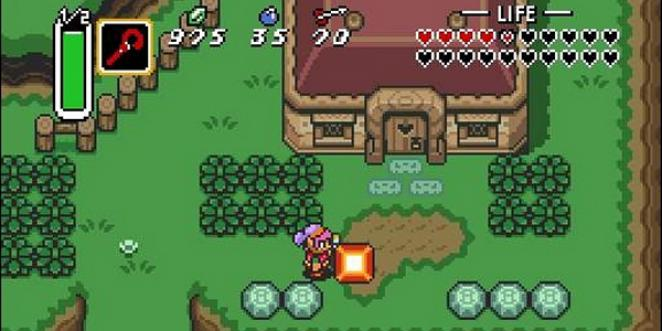 1991: Zelda: A Link to The Past (SNES)