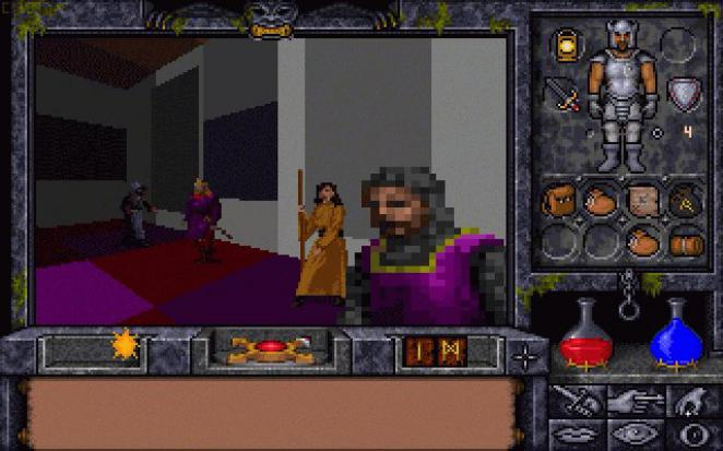 1992: Ultima Underworld (DOS, Windows 3.x, Mac)