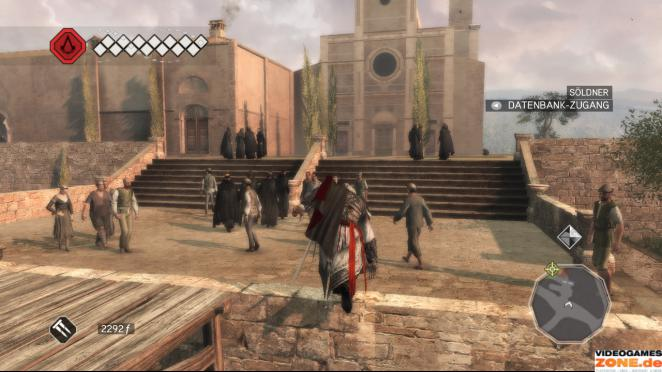 Assassin S Creed  Glyph Villa Auditore