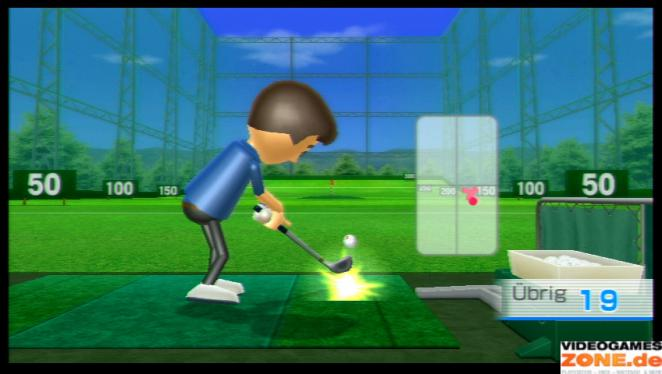 Wii Fit Plus - Golf