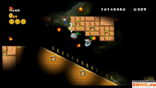 New Super Mario Bros Wii Komplettlösung Alle Münzen In Welt 1 Und