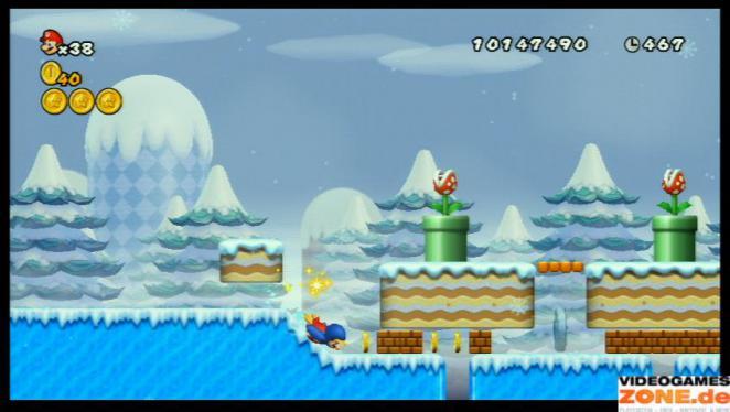 New Super Mario Bros Wii Komplettlösung Alle Münzen In Welt 3 Und