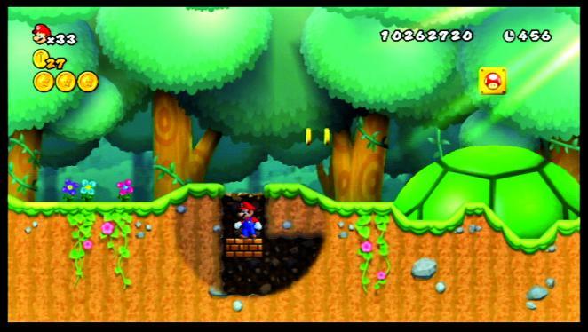 New Super Mario Bros Wii Komplettlösung Alle Münzen In Welt 5 Und