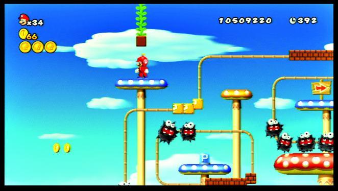New Super Mario Bros Wii Komplettlösung Alle Münzen In Welt 7 Und