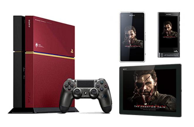 Metal Gear Solid 5: The Phantom Pain - Sony-Walkman für 1000 Euro vorgestellt