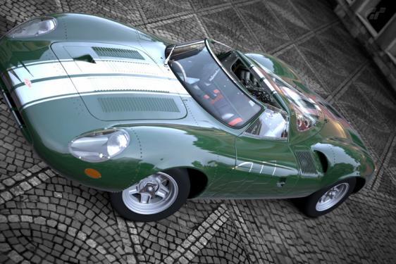 Gran Turismo  Historic Racing Car Cup