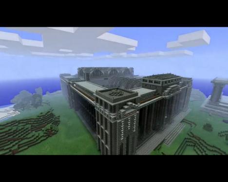 Die xbox 360 umsetzung von minecraft wird nicht von mojang produziert