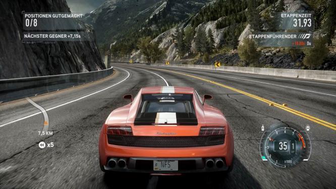 Need for Speed: The Run - Patch 1 3 f\u00fcr PS3 ver\u00f6ffentlicht - Xbox