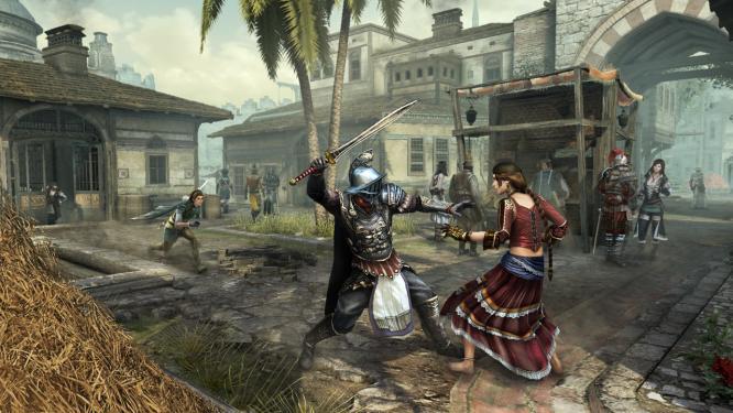 Permanent Link to В Assassin's Creed Revelations появятся новые карты. Про