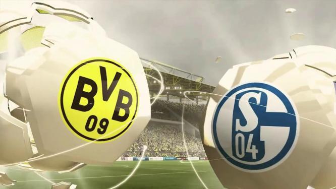 Beautiful Fussball Borussia Dortmund Vs Schalke 04 Preview