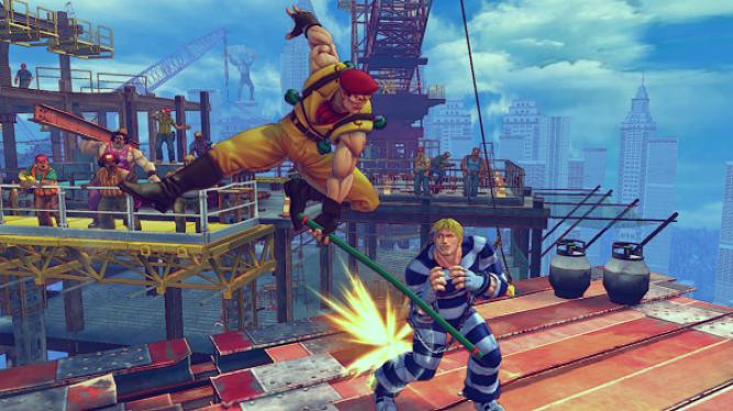 Ultra Street Fighter 4 und weitere Ableger der bekannten Prügel-Saga