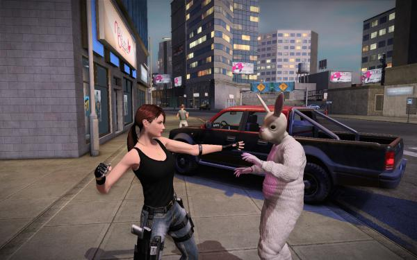 APB Reloaded: Free2Play-MMO für PS4 und Xbox One angekündigt