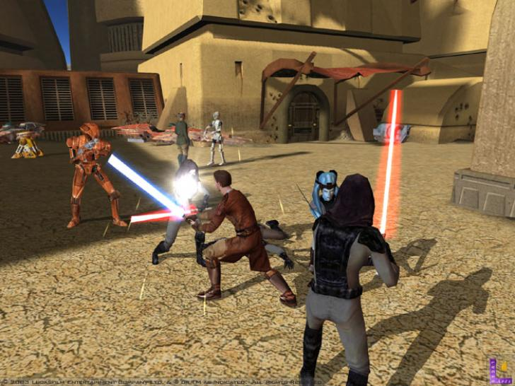 KOTOR 1 & 2: Apparently new editions of both games are planned