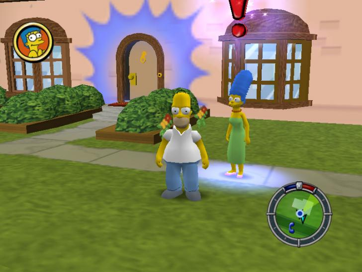 Simpsons: Hit & Run: Fan is working on a remake based on the Unreal Engine