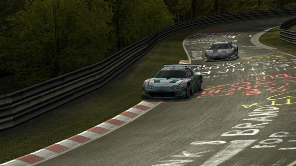 Screenshot aus Gran Turismo 5