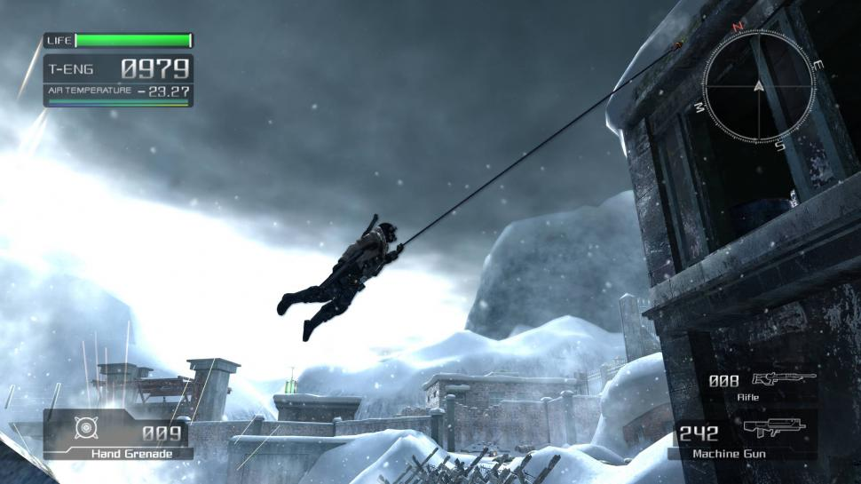 Screenshots aus Lost Planet: Extreme Condition. Das Actionspiel erschien am 12. Januar 2007. [VGZ vor 5 Jahren] (1)