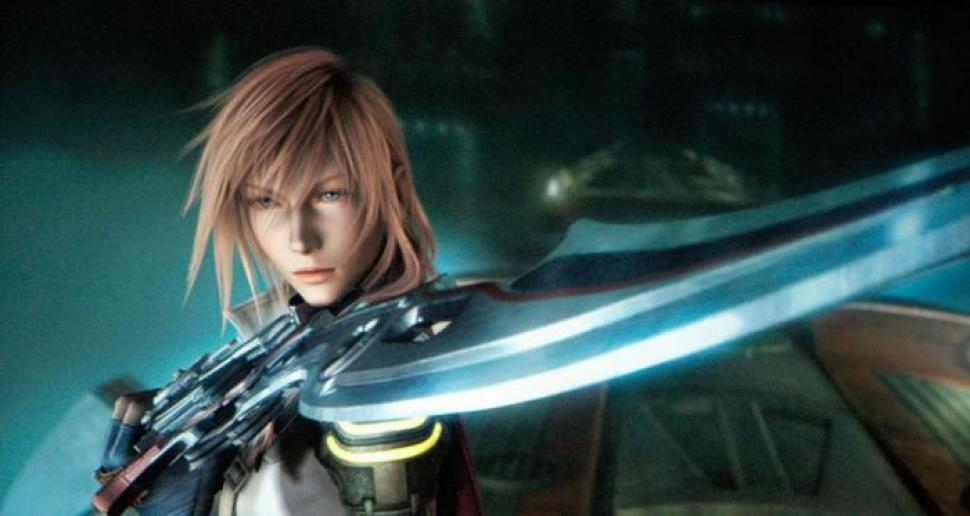 Screenshots aus Final Fantasy 13 (1)