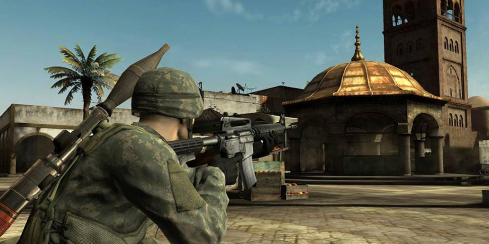 Socom: Confrontation (1)