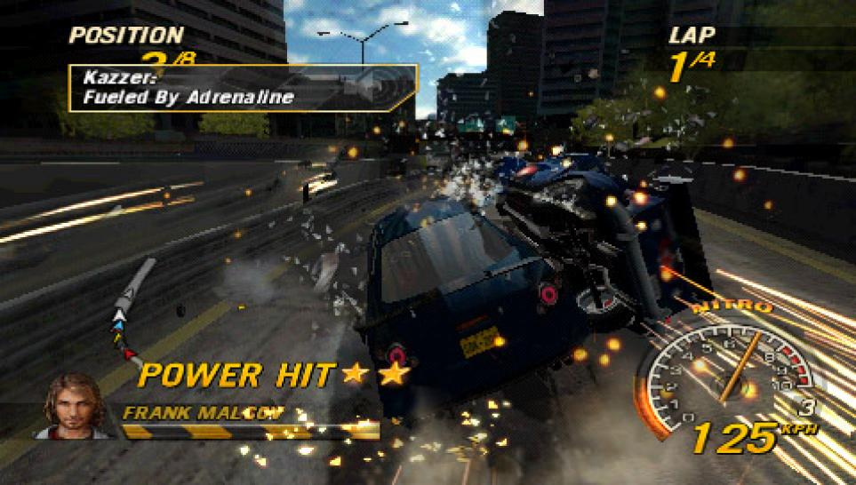 FlatOut: Head On (PSP) Bild: Empire Interactive