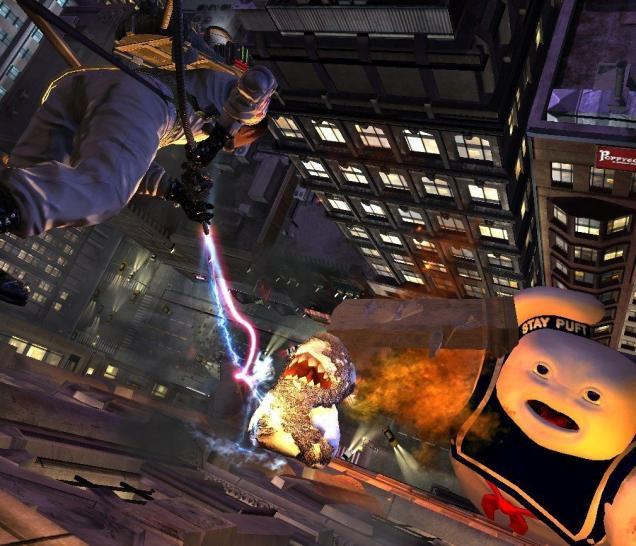 Ghostbusters: The Videogame Screenshots (1)