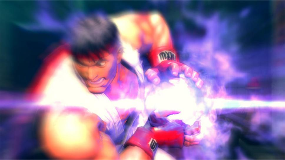 Street Fighter IV Screenshot (1)