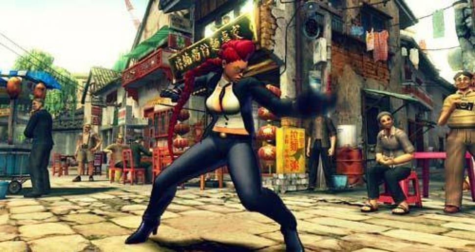 Street Fighter IV - Crimson Viper