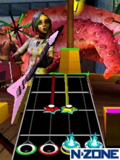 [18/03/08] Guitar Hero On Tour - Nintendo DS