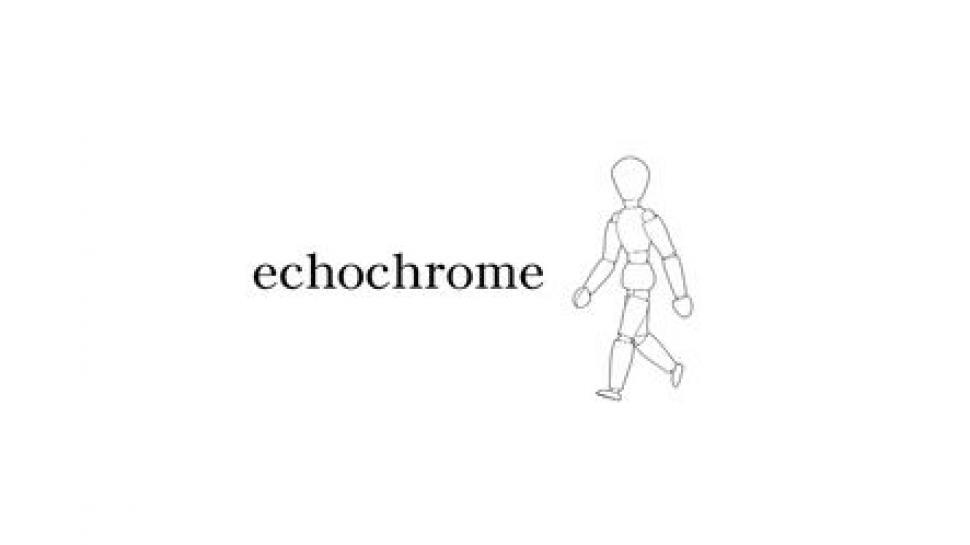 echochrome (PlayStation 3, PlayStation Portable)