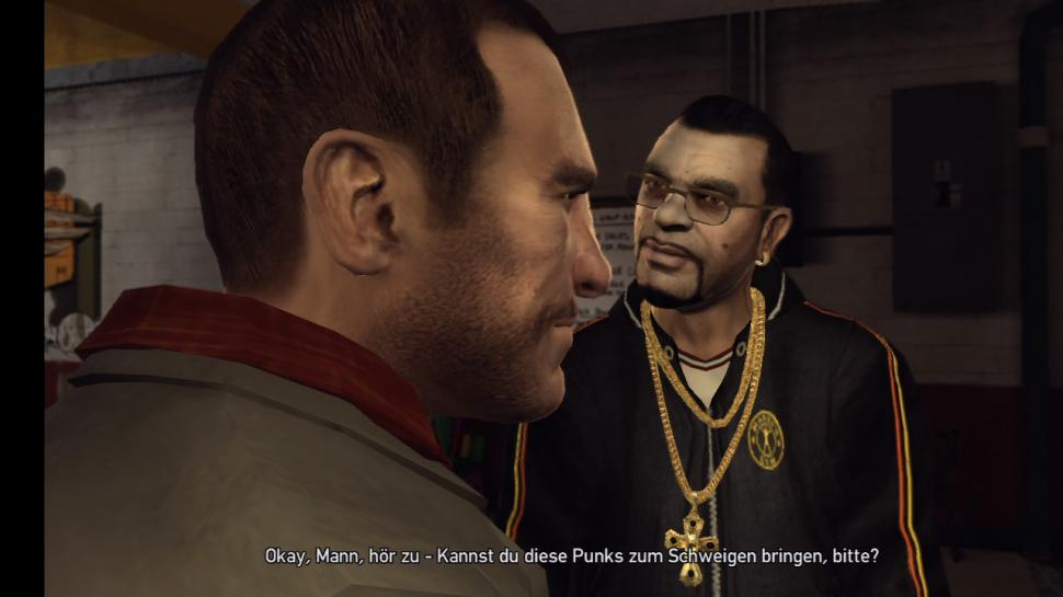 Grand Theft Auto IV - Mission 31: The Puerto Rican Connection