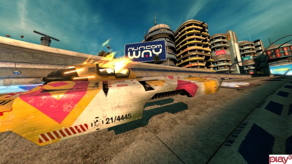 WipEout HD - PlayStation 3