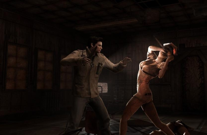Silent Hill: Homecoming (1)