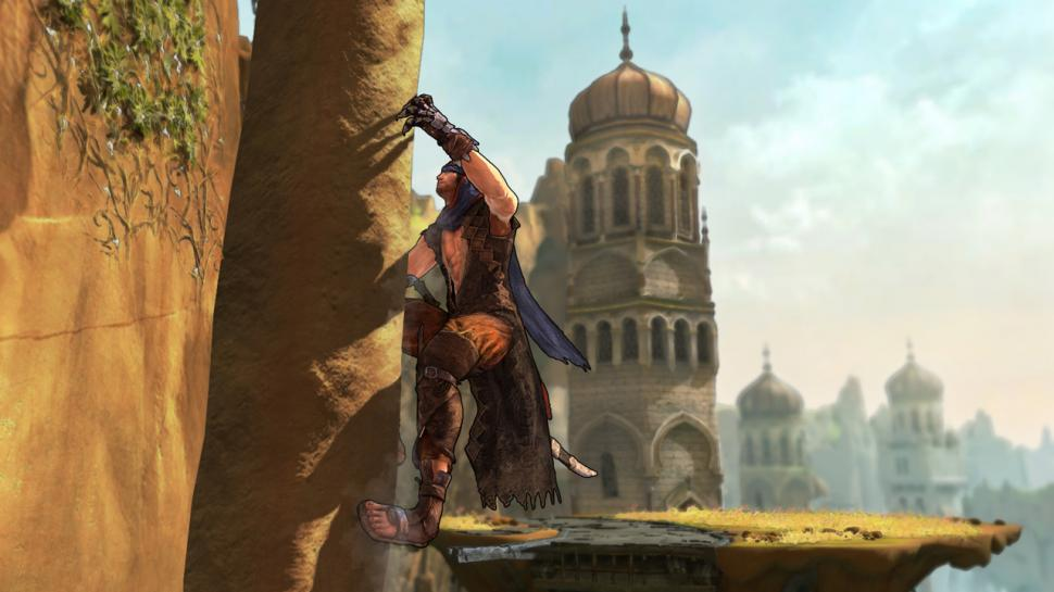 Screenshot aus Prince of Persia (PS3 / Xbox 360)