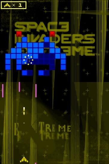 Space Invaders Extreme (DS), Hersteller: Koch Media, Bild: N-ZONE