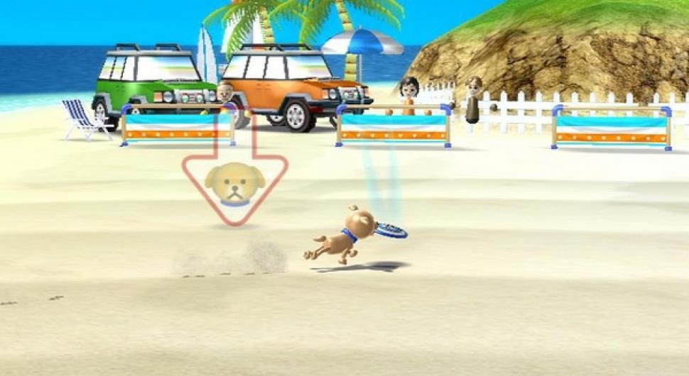 Screenshots aus Wii Sports Resort (1)