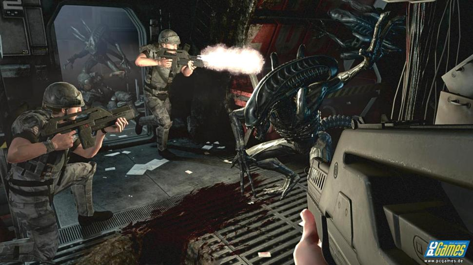 Aliens: Colonial Marines - Ältere Screenshots (1)