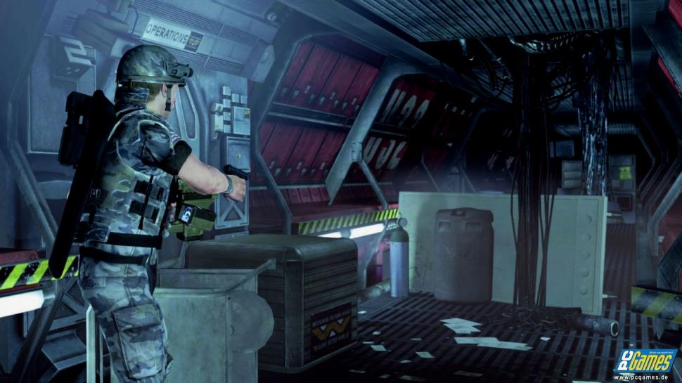 Alle Screenshots zum Gearbox-Shooter Aliens: Colonial Marines in der Bildergalerie.