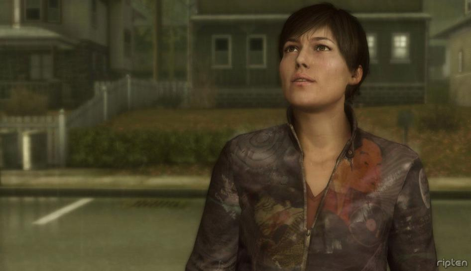 Screenshot aus Heavy Rain (PS3)