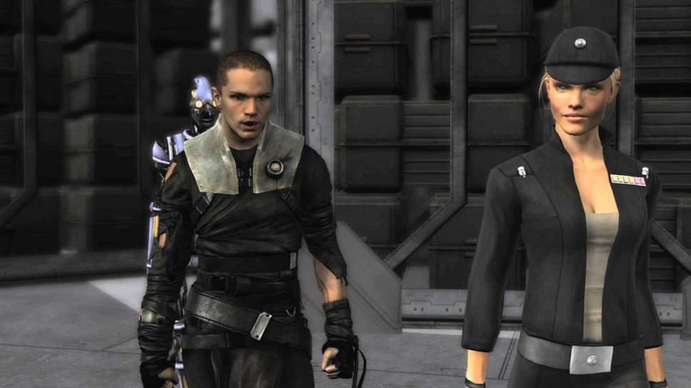 Star Wars: The Force Unleashed Screenshots (1)