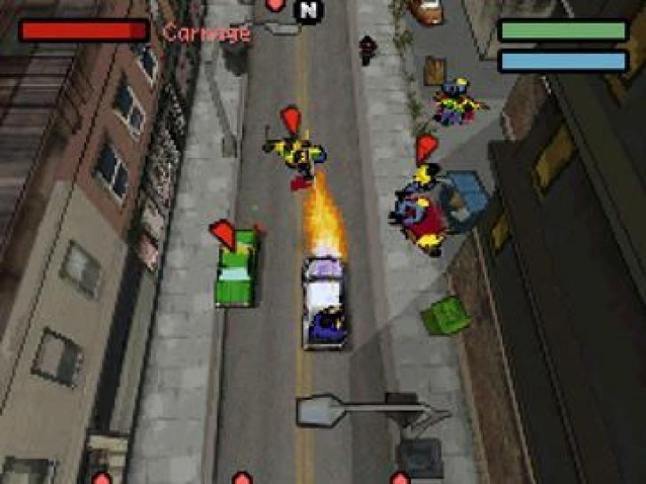 GTA: Chinatown Wars Screenshots (1)