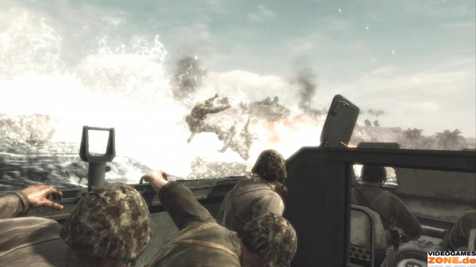 Screenshots aus Call of Duty: World at War (1)