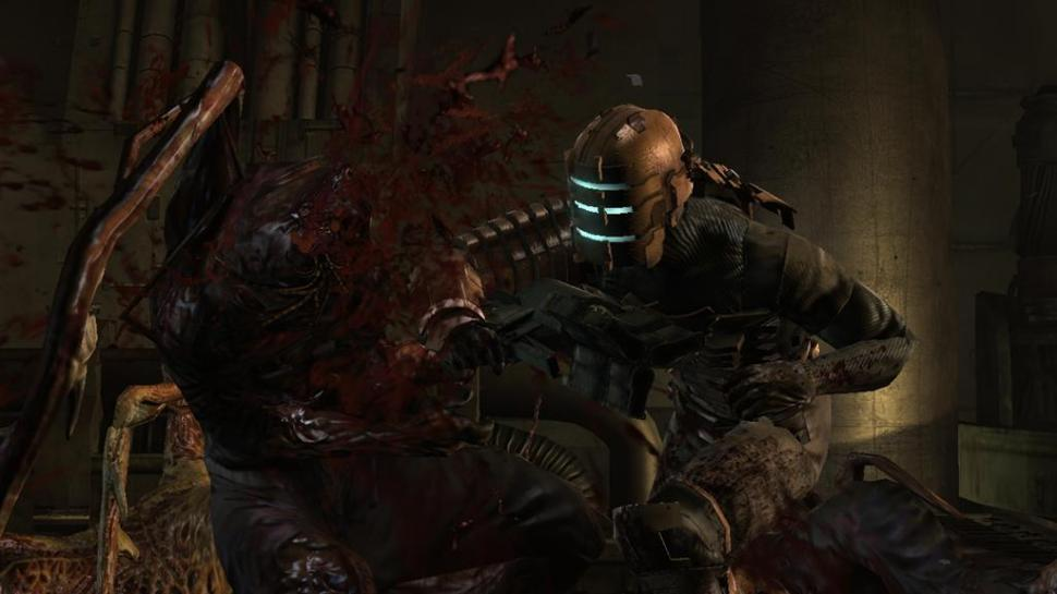 Dead Space: Remake with cut content from the original