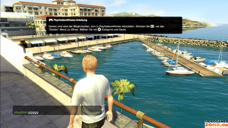 PlayStation 3 Home Screenshots (1)